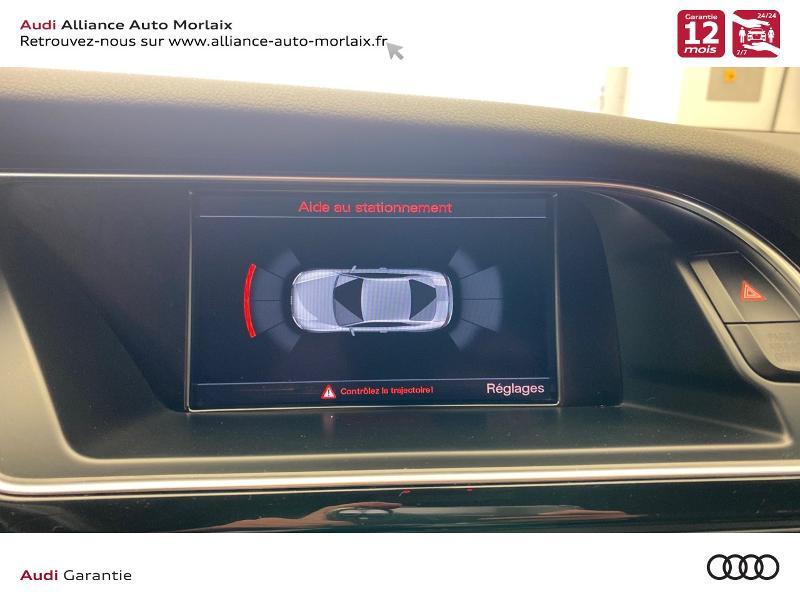 Photo 23 de l'offre de AUDI A5 3.0 TDI 218ch S line quattro S tronic 7 à 29990€ chez Alliance Auto – Audi Morlaix