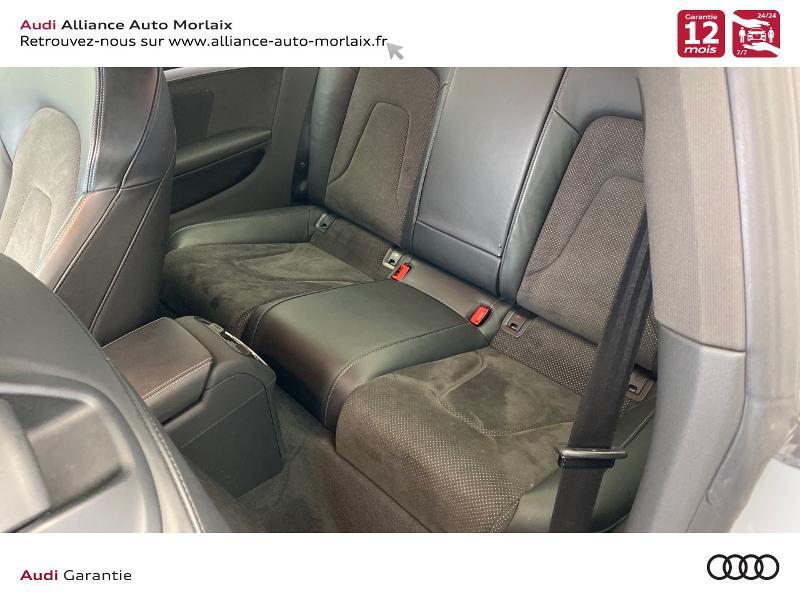 Photo 6 de l'offre de AUDI A5 3.0 TDI 218ch S line quattro S tronic 7 à 29990€ chez Alliance Auto – Audi Morlaix