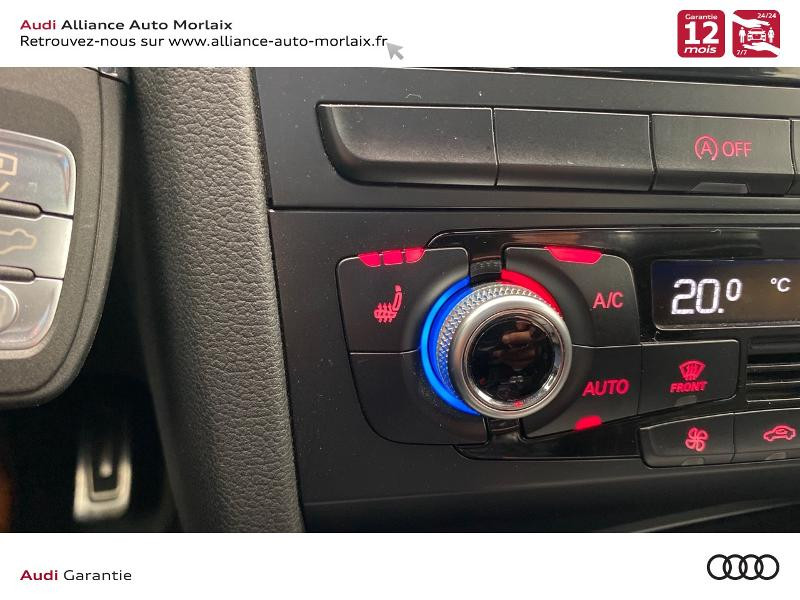 Photo 24 de l'offre de AUDI A5 3.0 TDI 218ch S line quattro S tronic 7 à 29990€ chez Alliance Auto – Audi Morlaix