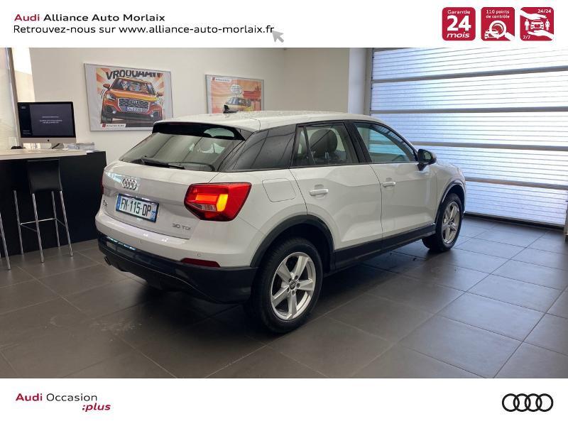 Photo 3 de l'offre de AUDI Q2 30 TDI (1.6 TDI 116CH) BVM6 à 27990€ chez Alliance Auto – Audi Morlaix