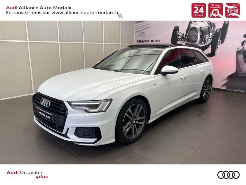 Photo 29 de l'offre de AUDI A6 Avant 40 TDI 204ch S line S tronic 7 à 47990€ chez Alliance Auto – Audi Morlaix