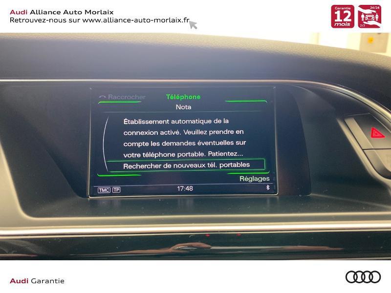 Photo 20 de l'offre de AUDI A5 3.0 TDI 218ch S line quattro S tronic 7 à 29990€ chez Alliance Auto – Audi Morlaix