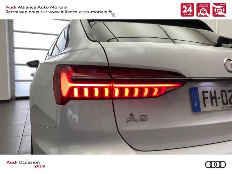 Photo 8 de l'offre de AUDI A6 Avant 40 TDI 204ch S line S tronic 7 à 47990€ chez Alliance Auto – Audi Morlaix