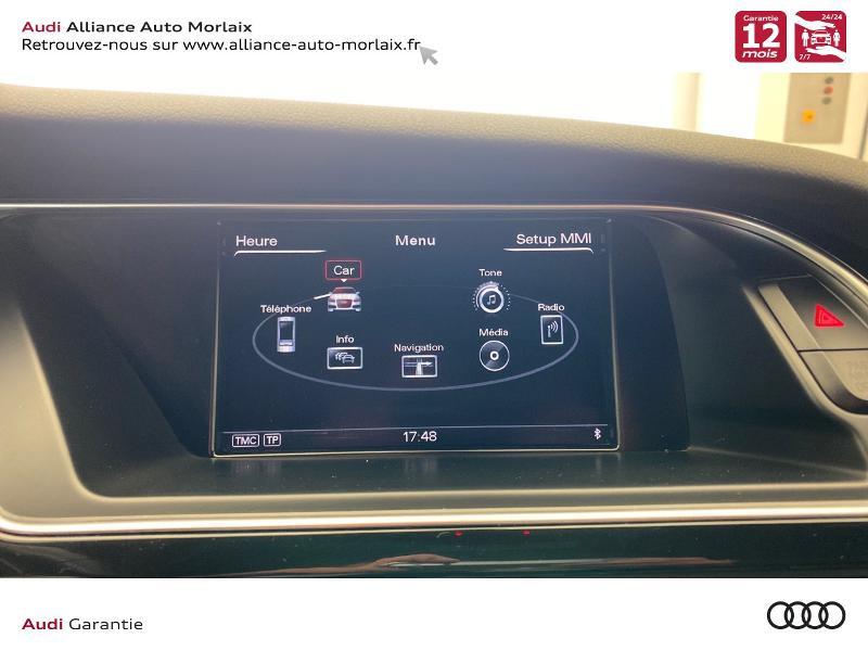 Photo 17 de l'offre de AUDI A5 3.0 TDI 218ch S line quattro S tronic 7 à 29990€ chez Alliance Auto – Audi Morlaix