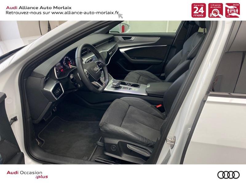 Photo 5 de l'offre de AUDI A6 Avant 40 TDI 204ch S line S tronic 7 à 47990€ chez Alliance Auto – Audi Morlaix