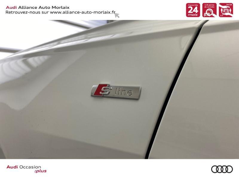 Photo 13 de l'offre de AUDI A6 Avant 40 TDI 204ch S line S tronic 7 à 47990€ chez Alliance Auto – Audi Morlaix