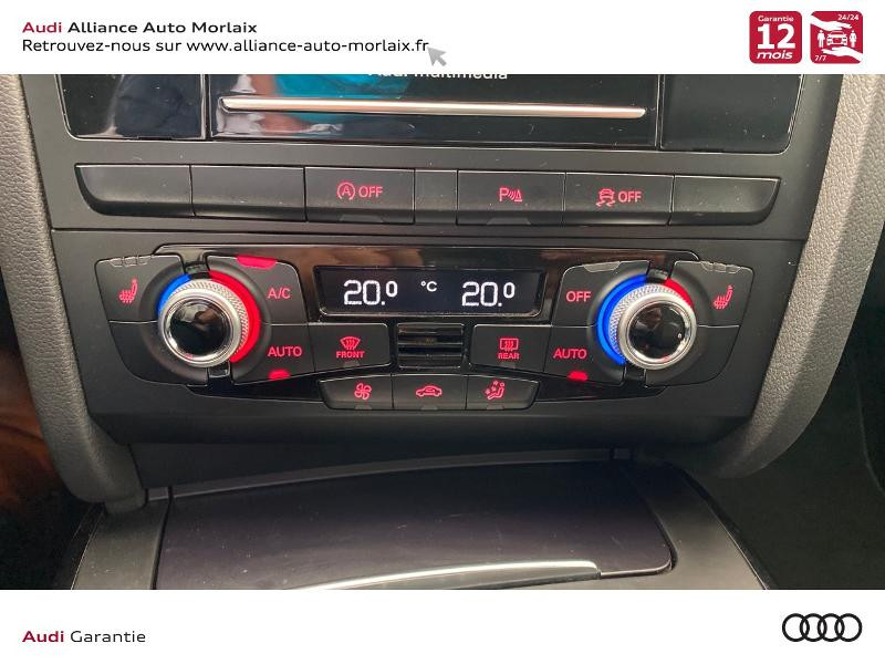 Photo 21 de l'offre de AUDI A5 3.0 TDI 218ch S line quattro S tronic 7 à 29990€ chez Alliance Auto – Audi Morlaix