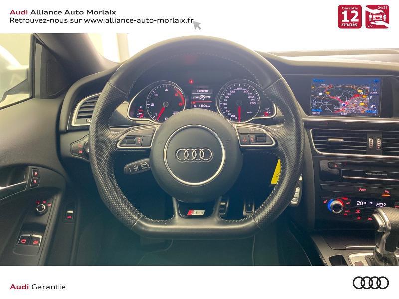 Photo 26 de l'offre de AUDI A5 3.0 TDI 218ch S line quattro S tronic 7 à 29990€ chez Alliance Auto – Audi Morlaix