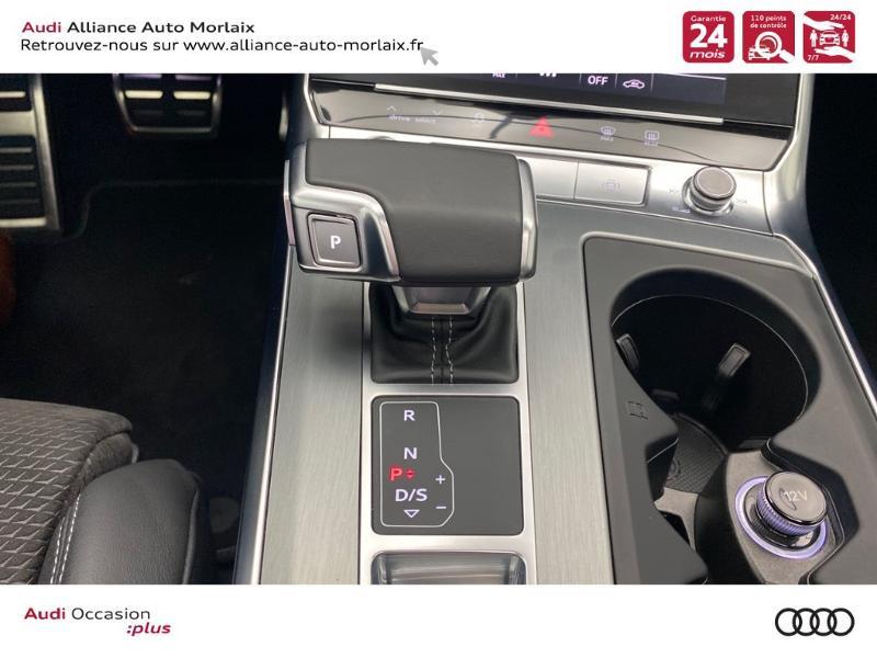 Photo 23 de l'offre de AUDI A6 Avant 40 TDI 204ch S line S tronic 7 à 47990€ chez Alliance Auto – Audi Morlaix