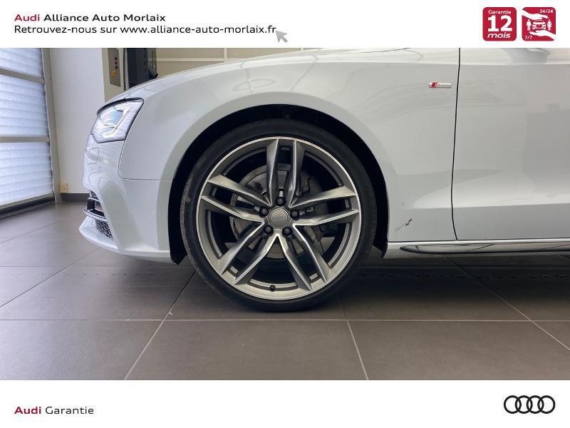 Photo 9 de l'offre de AUDI A5 3.0 TDI 218ch S line quattro S tronic 7 à 29990€ chez Alliance Auto – Audi Morlaix