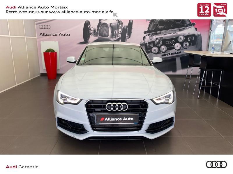 Photo 7 de l'offre de AUDI A5 3.0 TDI 218ch S line quattro S tronic 7 à 29990€ chez Alliance Auto – Audi Morlaix