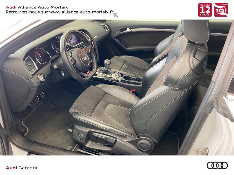 Photo 4 de l'offre de AUDI A5 3.0 TDI 218ch S line quattro S tronic 7 à 29990€ chez Alliance Auto – Audi Morlaix