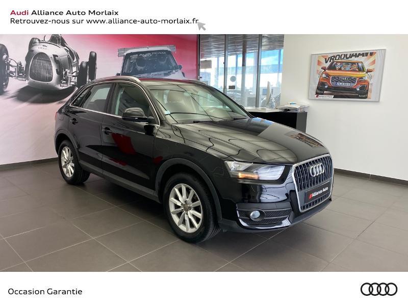 Audi Q3 2.0 TDI 140ch Ambiente Diesel NOIR BRILLANT Occasion à vendre