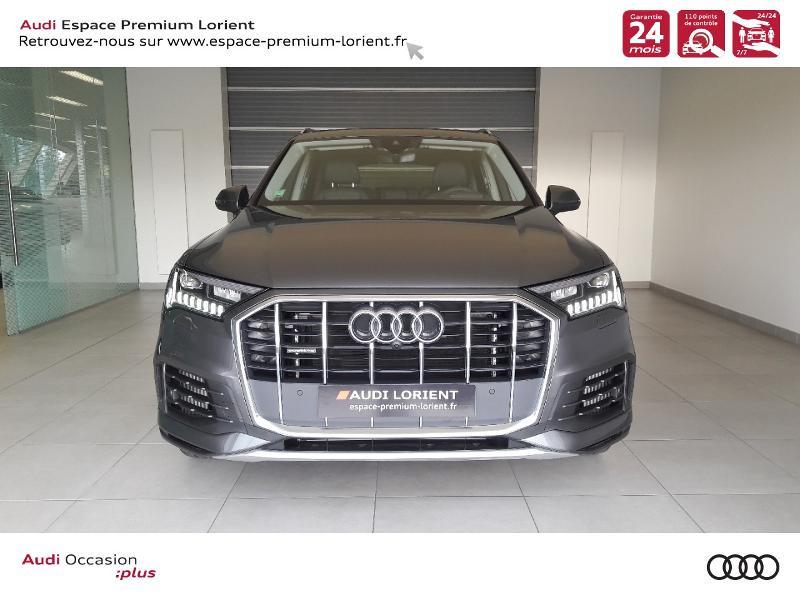 Photo 2 de l'offre de AUDI Q7 55 TFSI e 380ch Avus quattro Tiptronic 5 places à 85990€ chez Espace Premium – Audi Lorient