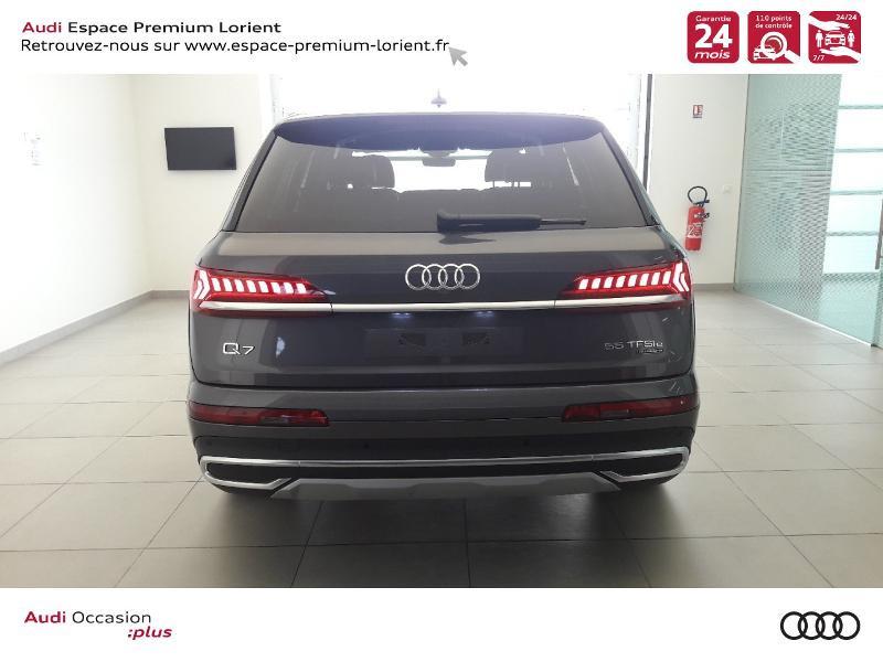 Photo 5 de l'offre de AUDI Q7 55 TFSI e 380ch Avus quattro Tiptronic 5 places à 85990€ chez Espace Premium – Audi Lorient