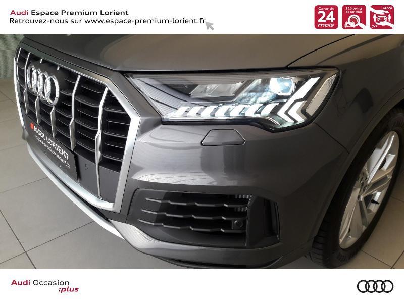 Photo 12 de l'offre de AUDI Q7 55 TFSI e 380ch Avus quattro Tiptronic 5 places à 85990€ chez Espace Premium – Audi Lorient
