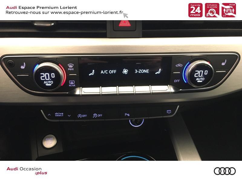 Photo 18 de l'offre de AUDI A4 Avant 35 TFSI 150ch S line S tronic 7 à 37990€ chez Espace Premium – Audi Lorient