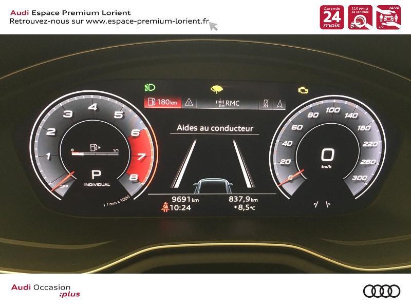 Photo 21 de l'offre de AUDI A4 Avant 35 TFSI 150ch S line S tronic 7 à 37990€ chez Espace Premium – Audi Lorient