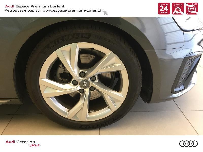 Photo 34 de l'offre de AUDI A4 Avant 35 TFSI 150ch S line S tronic 7 à 37990€ chez Espace Premium – Audi Lorient
