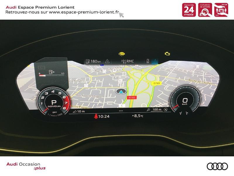Photo 22 de l'offre de AUDI A4 Avant 35 TFSI 150ch S line S tronic 7 à 37990€ chez Espace Premium – Audi Lorient