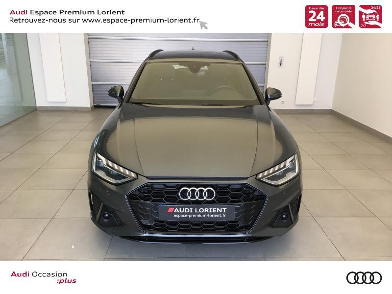 Photo 2 de l'offre de AUDI A4 Avant 35 TFSI 150ch S line S tronic 7 à 37990€ chez Espace Premium – Audi Lorient