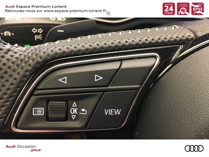 Photo 14 de l'offre de AUDI A4 Avant 35 TFSI 150ch S line S tronic 7 à 37990€ chez Espace Premium – Audi Lorient