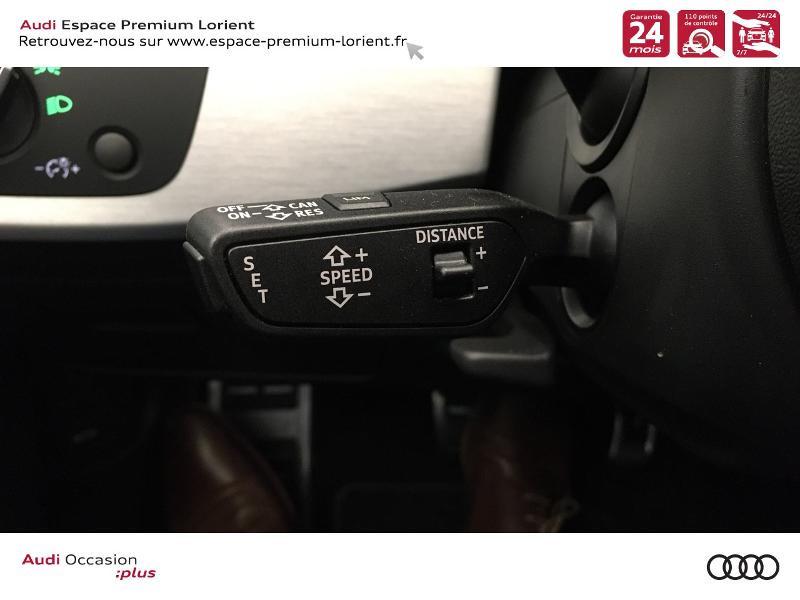 Photo 12 de l'offre de AUDI A4 Avant 35 TFSI 150ch S line S tronic 7 à 37990€ chez Espace Premium – Audi Lorient