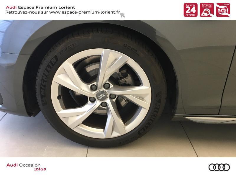 Photo 33 de l'offre de AUDI A4 Avant 35 TFSI 150ch S line S tronic 7 à 37990€ chez Espace Premium – Audi Lorient