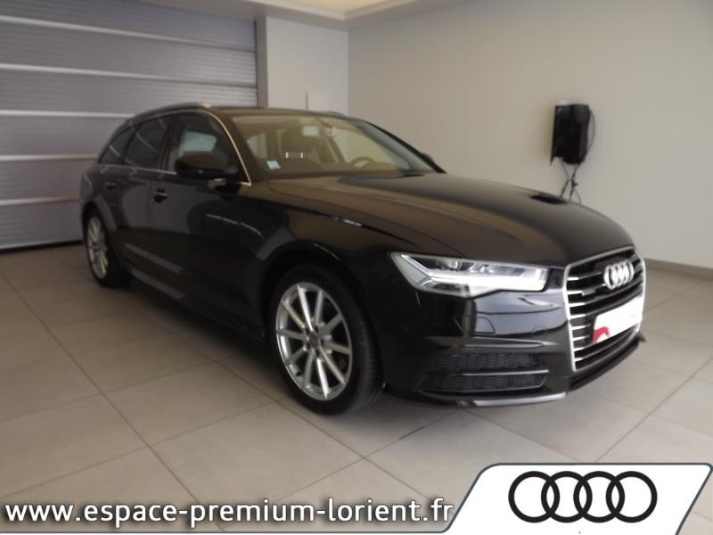 Audi A6 Avant 2.0 TDI 190ch Avus quattro S tronic 7 Diesel NOIR Occasion à vendre