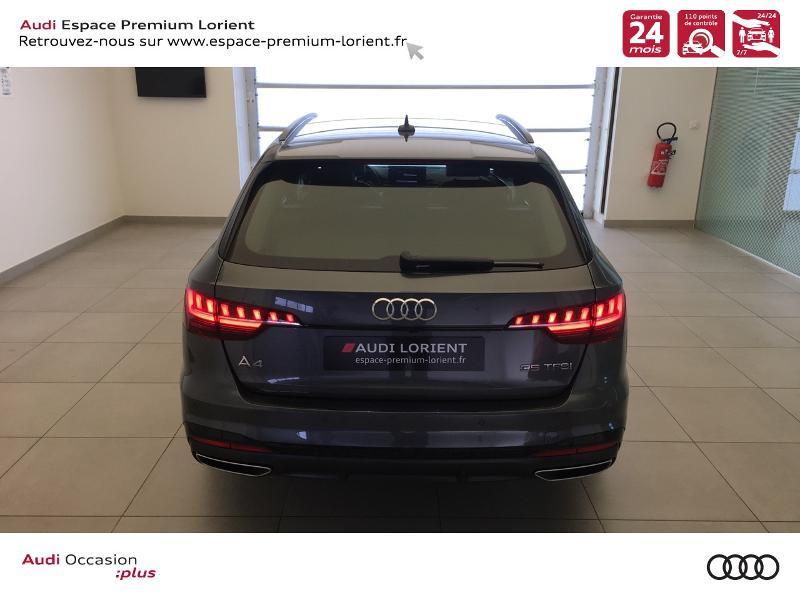 Photo 5 de l'offre de AUDI A4 Avant 35 TFSI 150ch S line S tronic 7 à 37990€ chez Espace Premium – Audi Lorient