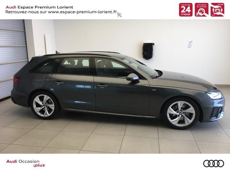 Photo 3 de l'offre de AUDI A4 Avant 35 TFSI 150ch S line S tronic 7 à 37990€ chez Espace Premium – Audi Lorient