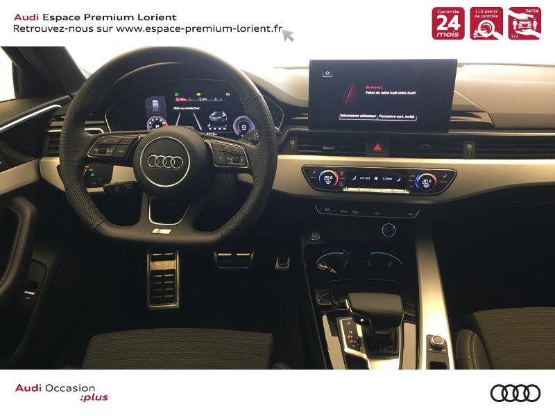 Photo 6 de l'offre de AUDI A4 Avant 35 TFSI 150ch S line S tronic 7 à 37990€ chez Espace Premium – Audi Lorient