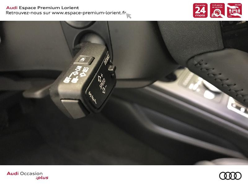 Photo 16 de l'offre de AUDI A4 Avant 2.0 TDI 190ch Design Luxe S tronic 7 à 37990€ chez Espace Premium – Audi Lorient