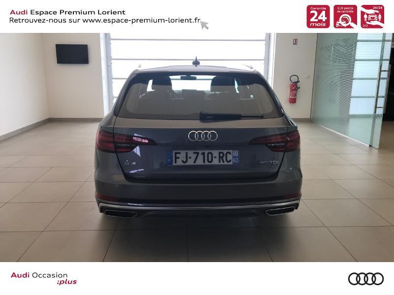 Photo 5 de l'offre de AUDI A4 Avant 2.0 TDI 190ch Design Luxe S tronic 7 à 37990€ chez Espace Premium – Audi Lorient