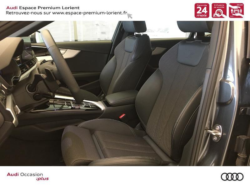 Photo 7 de l'offre de AUDI A4 Avant 35 TFSI 150ch S line S tronic 7 à 37990€ chez Espace Premium – Audi Lorient