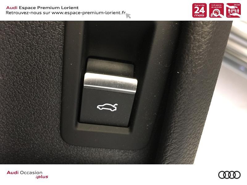 Photo 10 de l'offre de AUDI A4 Avant 35 TFSI 150ch S line S tronic 7 à 37990€ chez Espace Premium – Audi Lorient