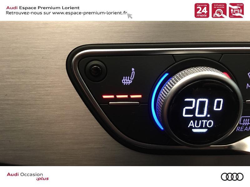 Photo 19 de l'offre de AUDI A4 Avant 35 TFSI 150ch S line S tronic 7 à 37990€ chez Espace Premium – Audi Lorient