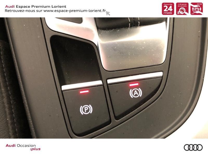 Photo 12 de l'offre de AUDI A4 35 TDI 150ch S line S tronic 7 Euro6d-T à 36990€ chez Espace Premium – Audi Lorient