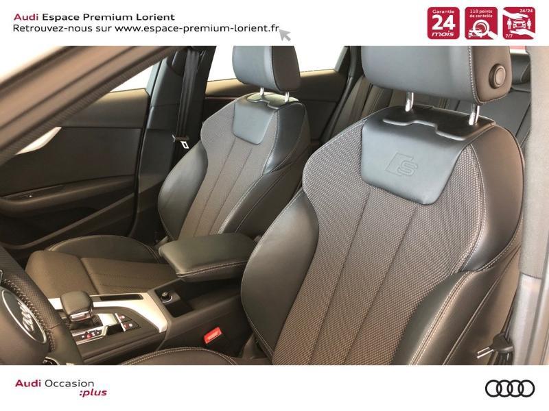 Photo 7 de l'offre de AUDI A4 35 TDI 150ch S line S tronic 7 Euro6d-T à 36990€ chez Espace Premium – Audi Lorient