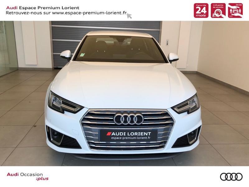 Photo 2 de l'offre de AUDI A4 35 TDI 150ch S line S tronic 7 Euro6d-T à 36990€ chez Espace Premium – Audi Lorient