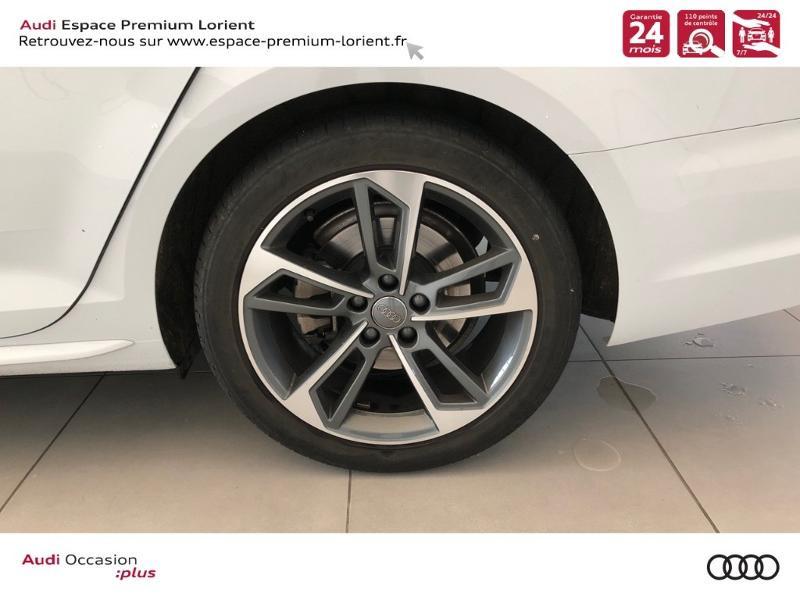 Photo 16 de l'offre de AUDI A4 35 TDI 150ch S line S tronic 7 Euro6d-T à 36990€ chez Espace Premium – Audi Lorient