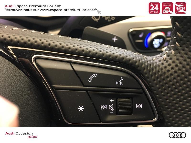 Photo 15 de l'offre de AUDI A4 Avant 35 TFSI 150ch S line S tronic 7 à 37990€ chez Espace Premium – Audi Lorient