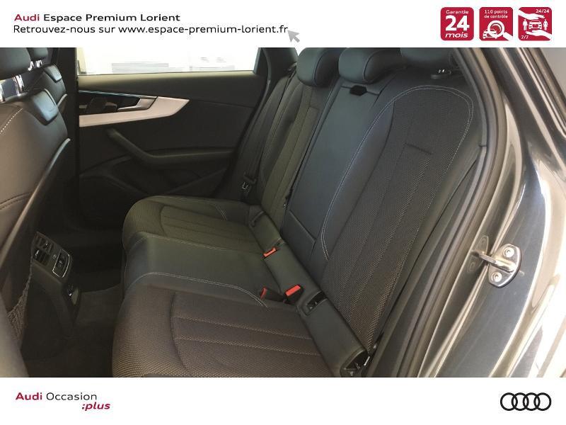 Photo 8 de l'offre de AUDI A4 Avant 35 TFSI 150ch S line S tronic 7 à 37990€ chez Espace Premium – Audi Lorient