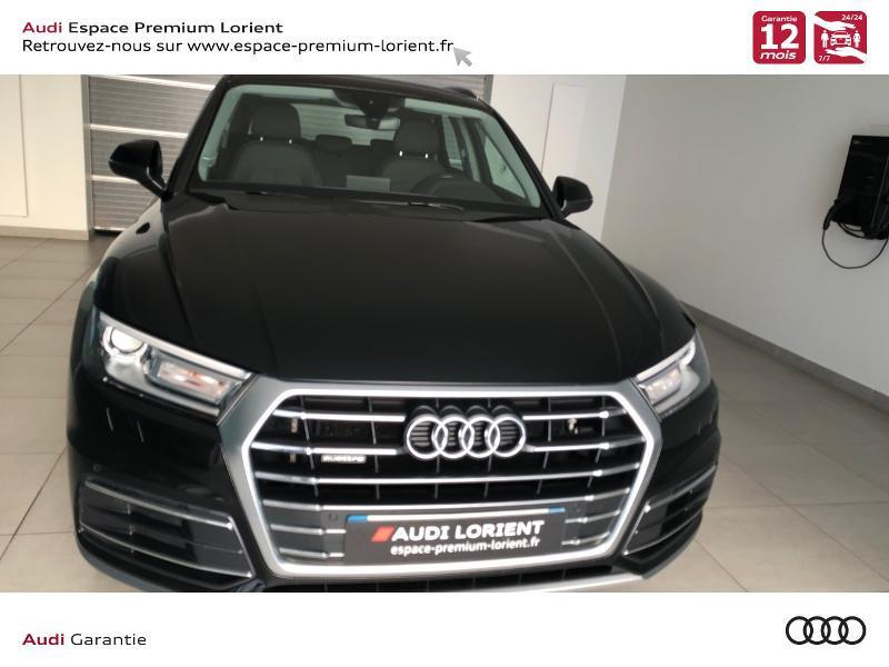 Photo 2 de l'offre de AUDI Q5 2.0 TDI 190ch Design quattro S tronic 7 à 32990€ chez Espace Premium – Audi Lorient
