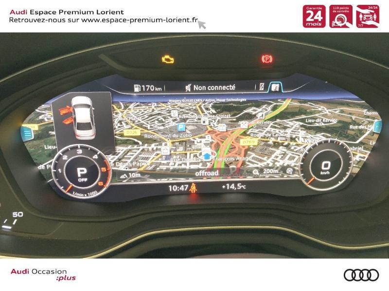 Photo 11 de l'offre de AUDI A4 35 TDI 150ch S line S tronic 7 Euro6d-T à 36990€ chez Espace Premium – Audi Lorient