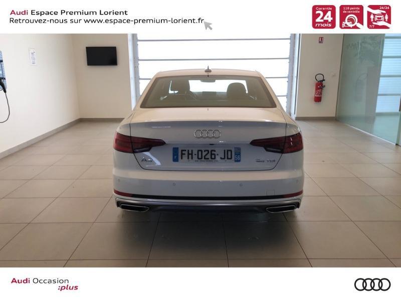 Photo 5 de l'offre de AUDI A4 35 TDI 150ch S line S tronic 7 Euro6d-T à 36990€ chez Espace Premium – Audi Lorient