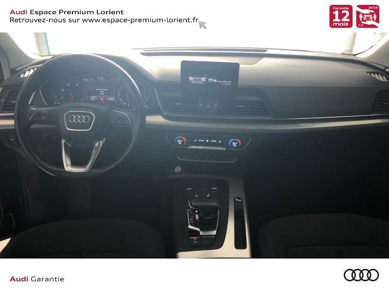 Photo 6 de l'offre de AUDI Q5 2.0 TDI 190ch Design quattro S tronic 7 à 32990€ chez Espace Premium – Audi Lorient