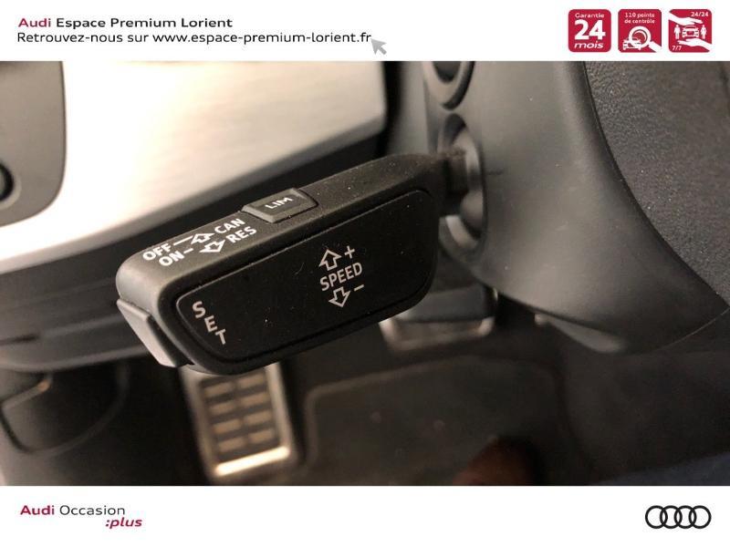 Photo 10 de l'offre de AUDI A4 35 TDI 150ch S line S tronic 7 Euro6d-T à 36990€ chez Espace Premium – Audi Lorient