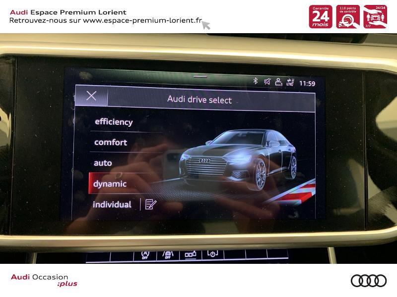 Photo 13 de l'offre de AUDI A6 45 TDI 231ch S line quattro tiptronic à 46990€ chez Espace Premium – Audi Lorient