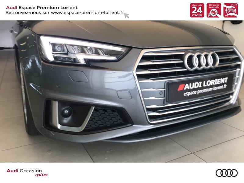 Photo 19 de l'offre de AUDI A4 Avant 2.0 TDI 190ch Design Luxe S tronic 7 à 37990€ chez Espace Premium – Audi Lorient